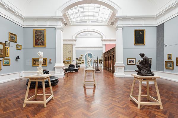 Photo of Elder Wing, Art Gallery of South Australia, Adelaide